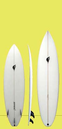 Fineline Surfboards Shortboards